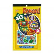 413 Stickers - Variety Pack