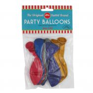 10 Assorted 25cm Party Balloons