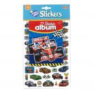 Cars - Sticker Album