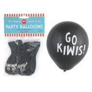 Go Kiwis Party Balloons