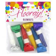 6 Party Blowouts