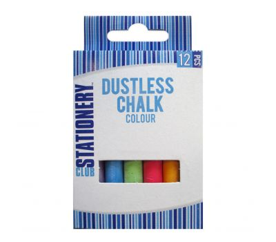 Dustless Chalk - Colour